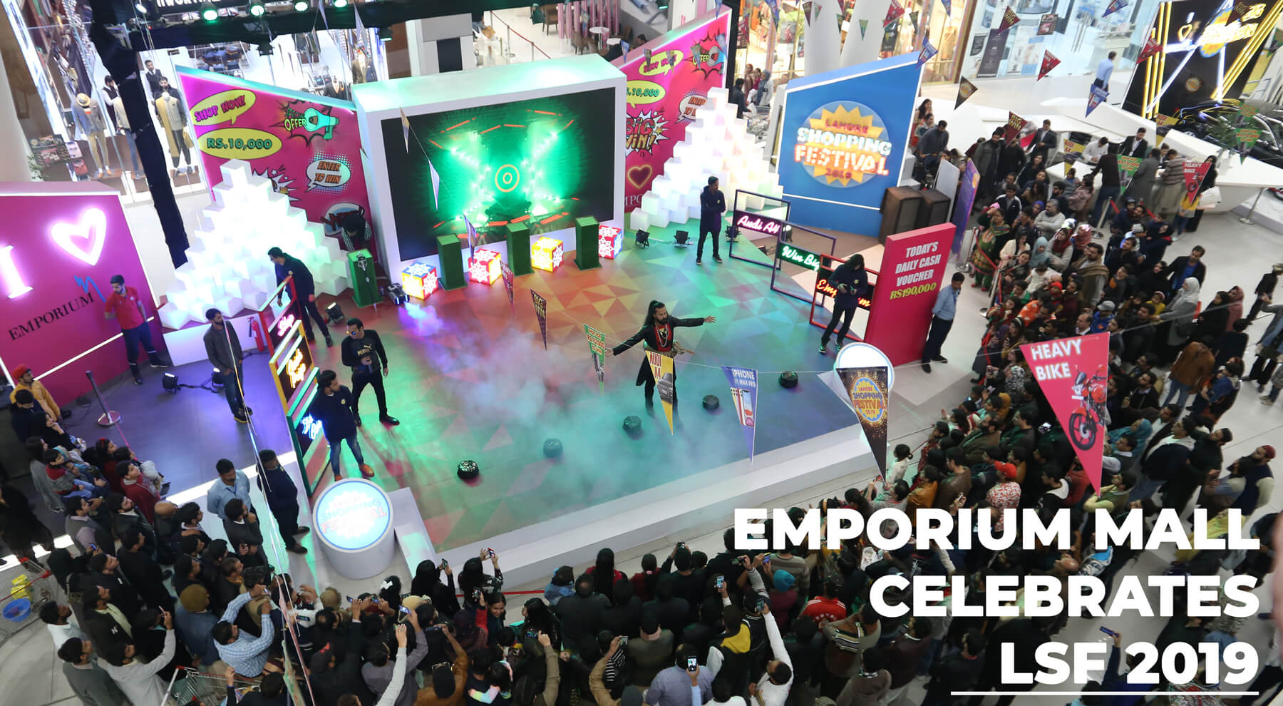 LSF Exhibition Emporium Mall