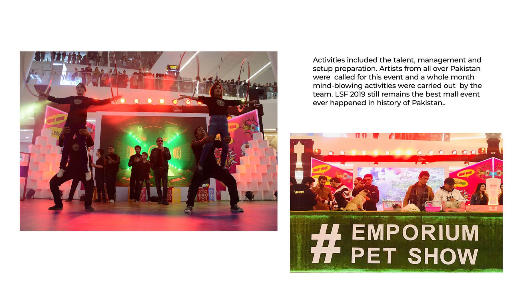 Event executive