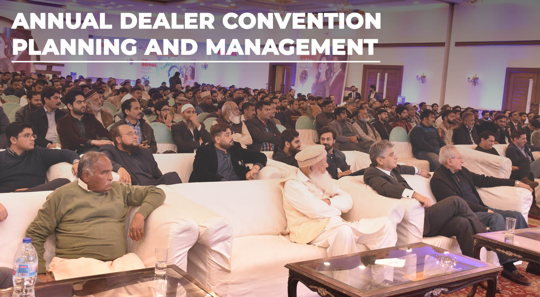 CONVENTION EVENT