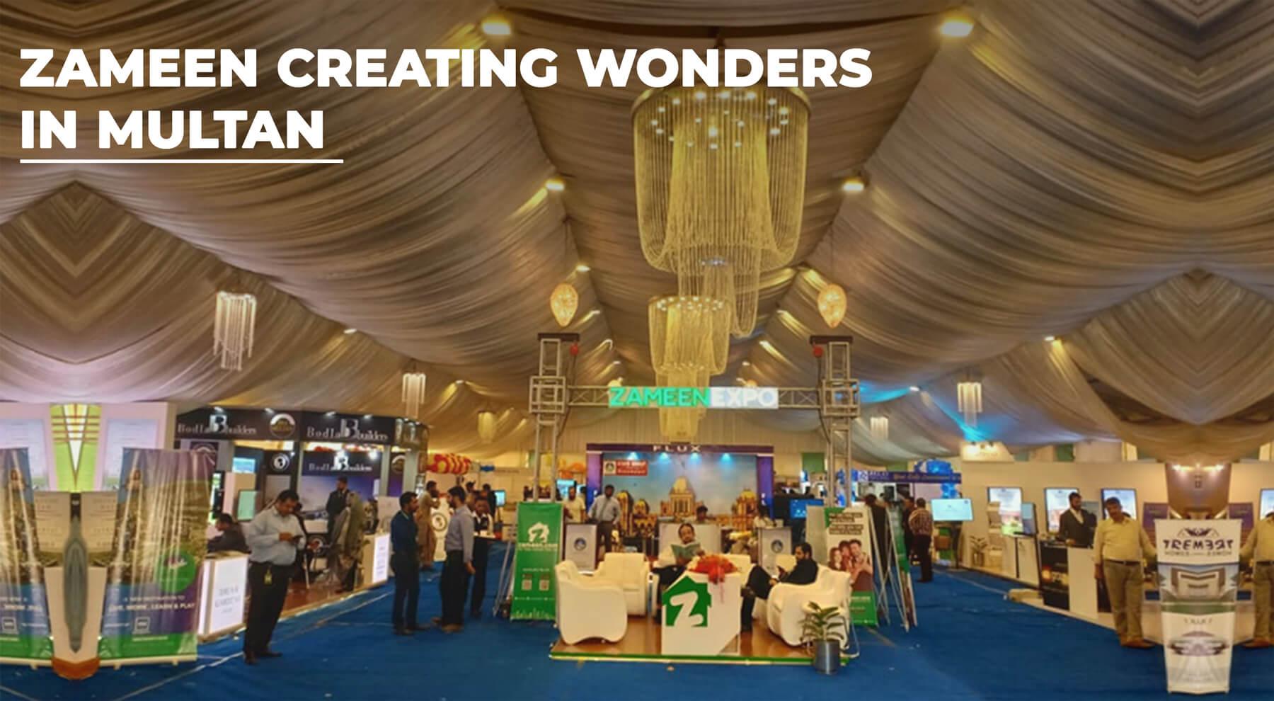 Exhibition Designer Lahore