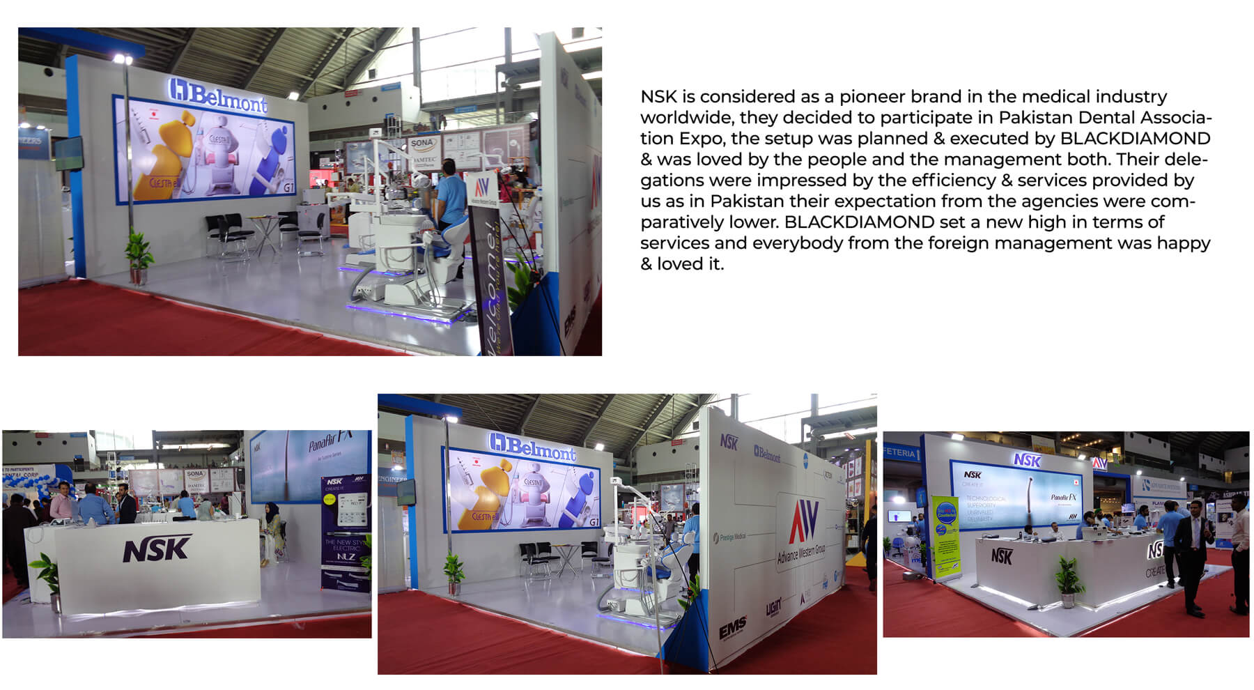 NSK Exhibition Services