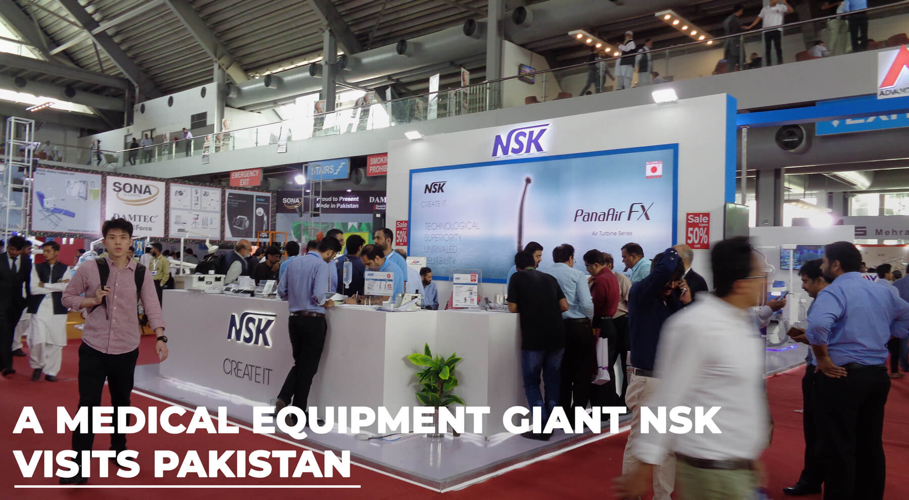Exhibition Stall Lahore
