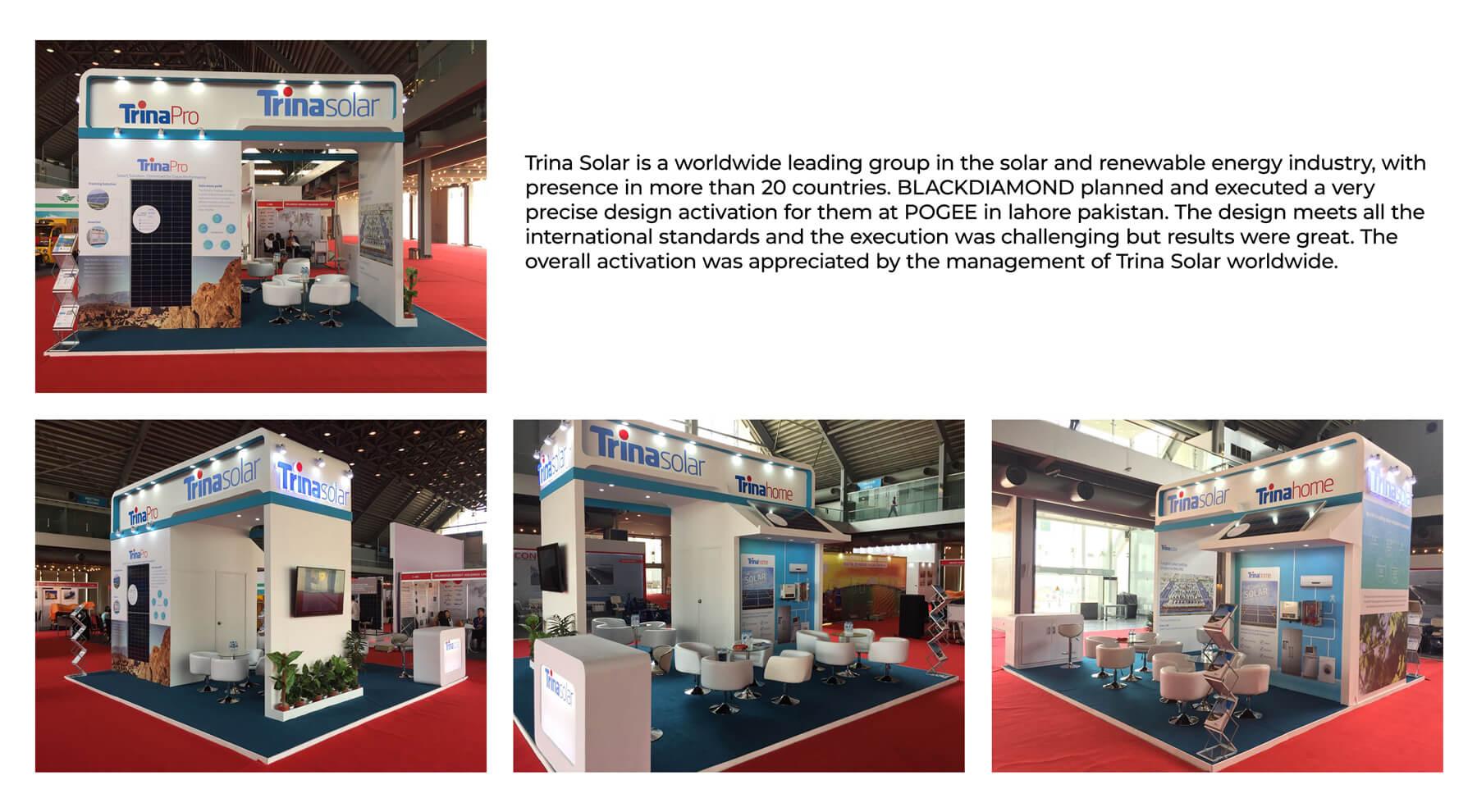 Trina Solar Brand Exhibition