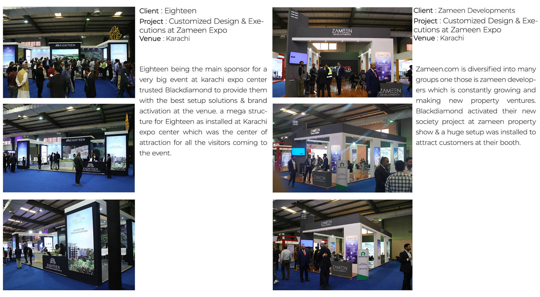 Lahore Expo Management