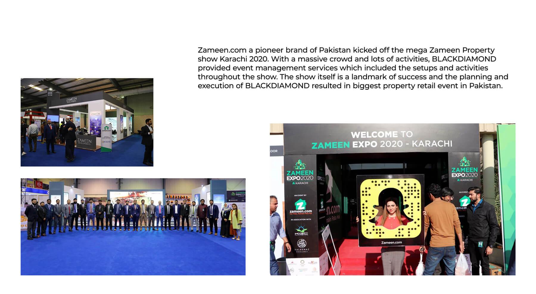 Exhibition planner Karachi