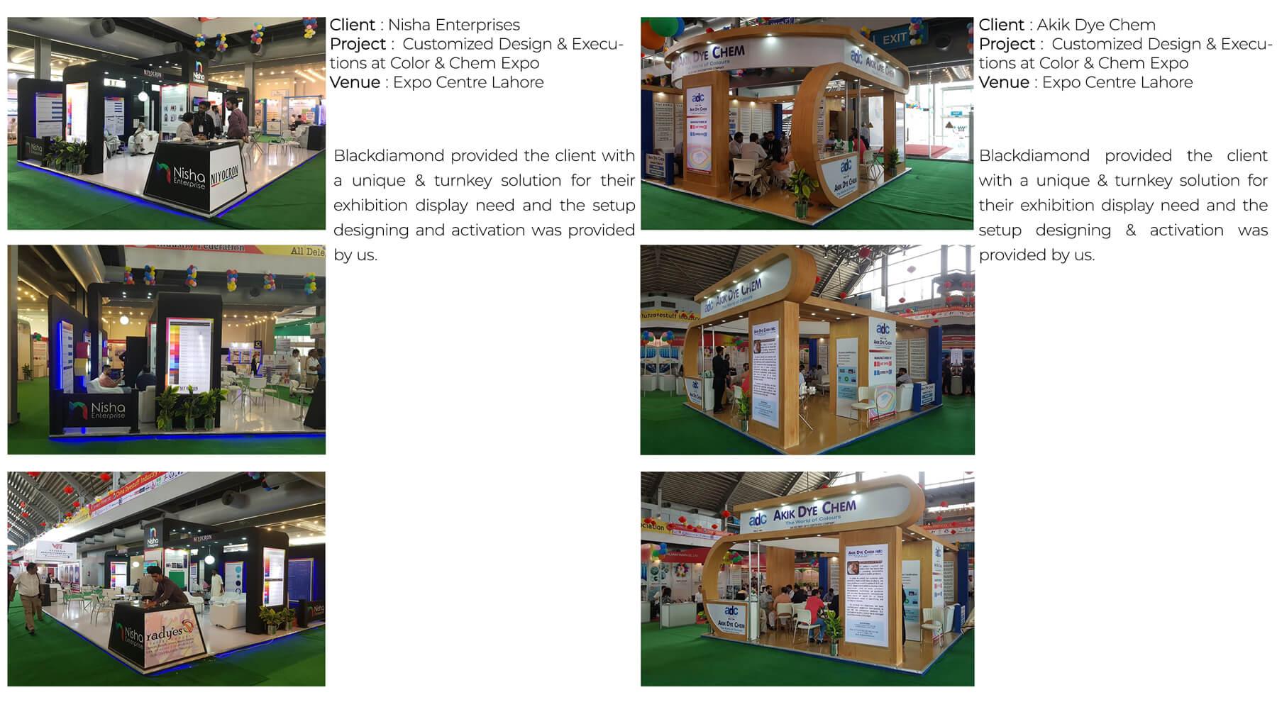 Exhibitions Setups lahore