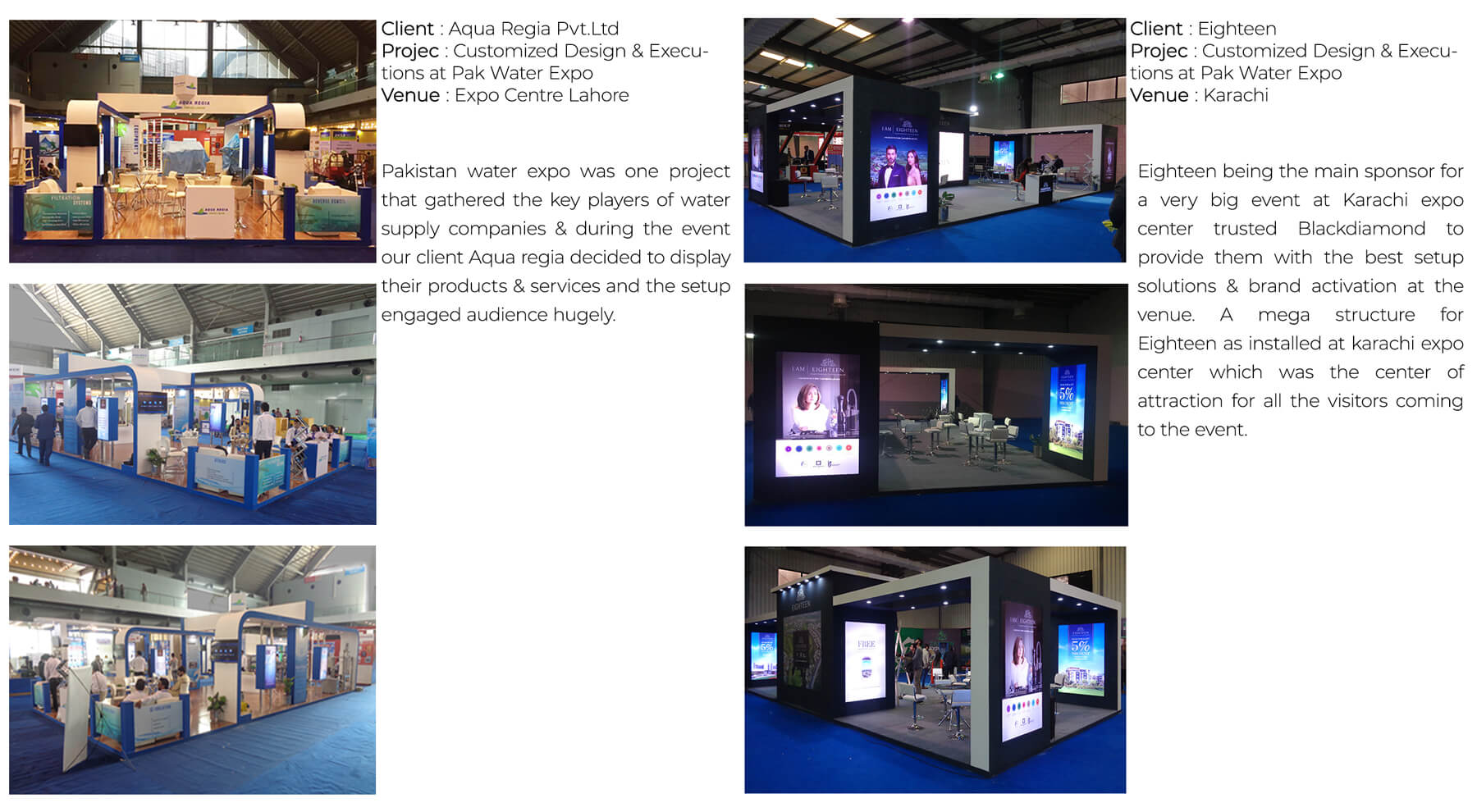 Expo Management