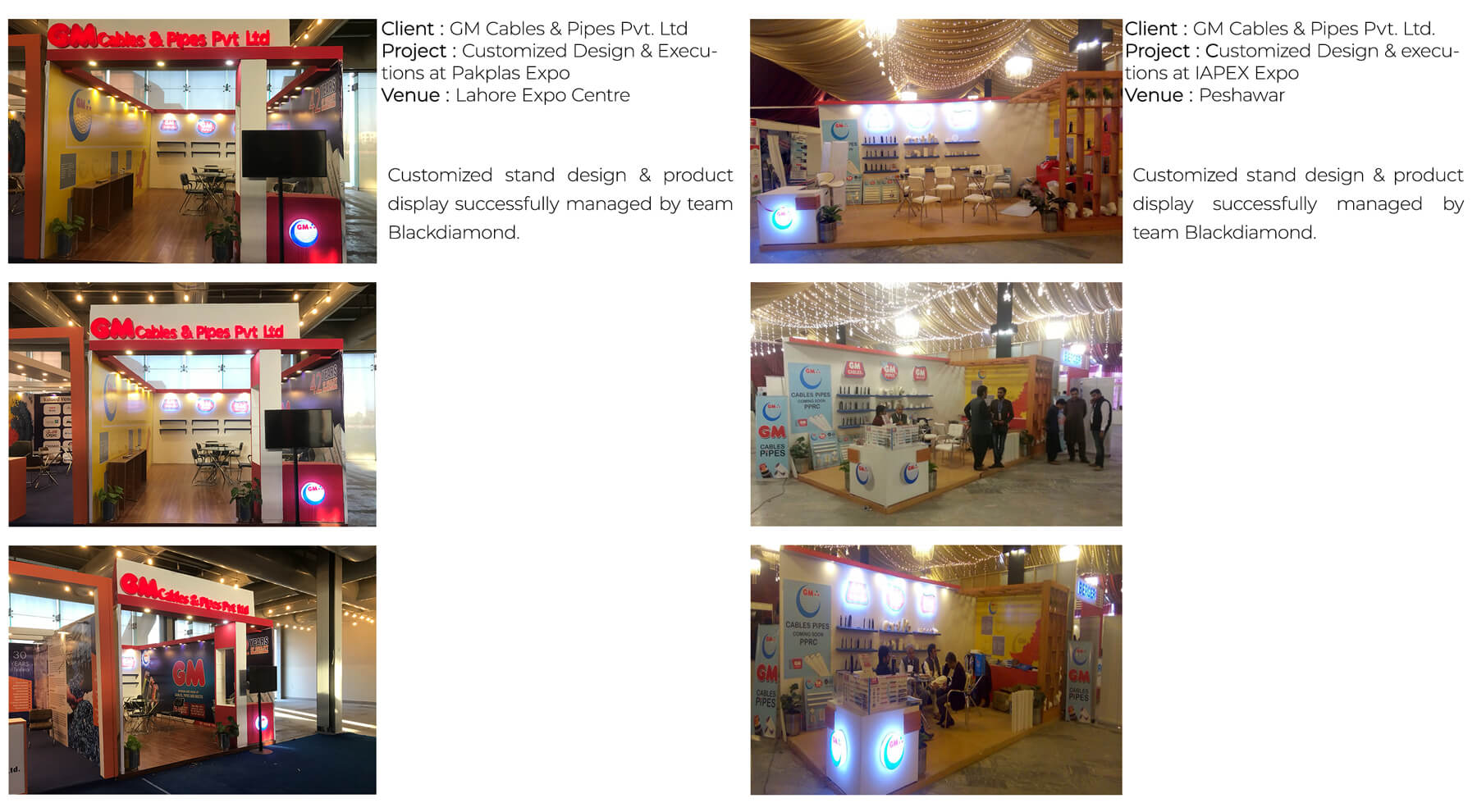 Exhibition Services Lahore