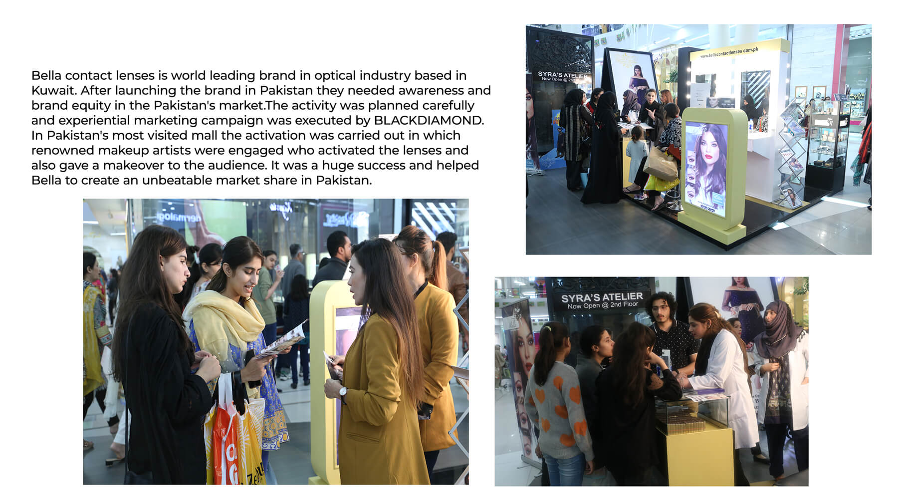 Lahore Brand Openning